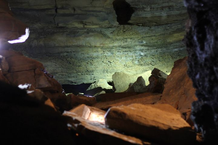 Caverns - Photography and Portraits