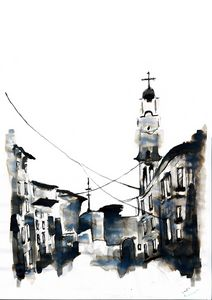 Indigo Streets