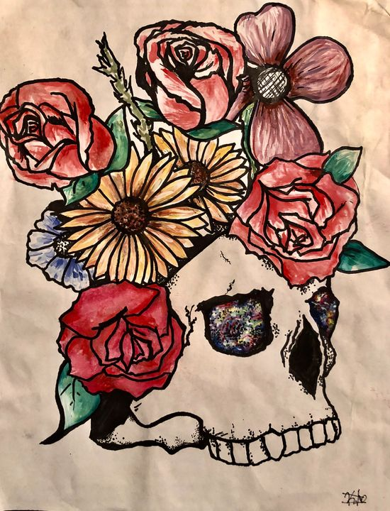 Beauty in death - Kati Shorty