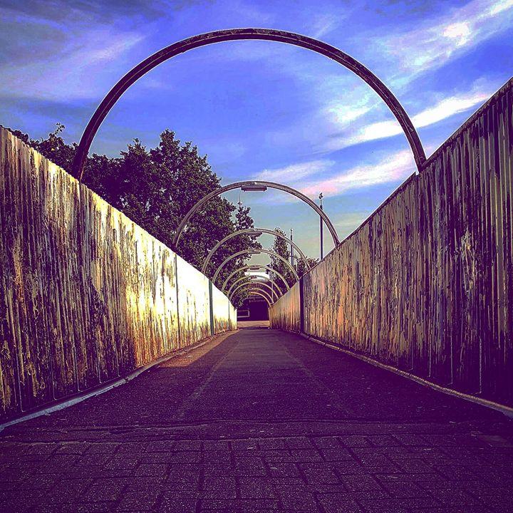 The Walk - Donovan Morgan