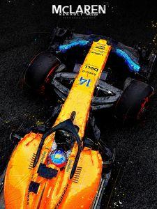 F1 McLaren Renault Fernando Alonso