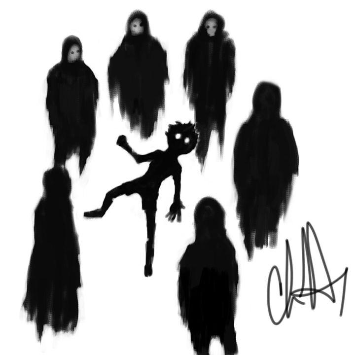 shadow people - Ac3k