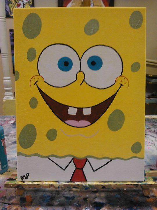 Sponge Bob - designs by dan /  Danny White
