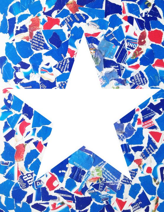 STAR 1 - Fabian Giles Art