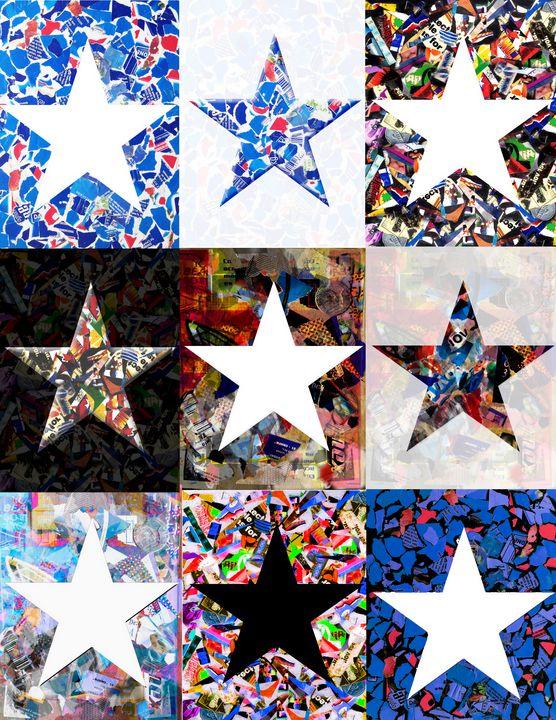 STARS (All inone) - Fabian Giles Art