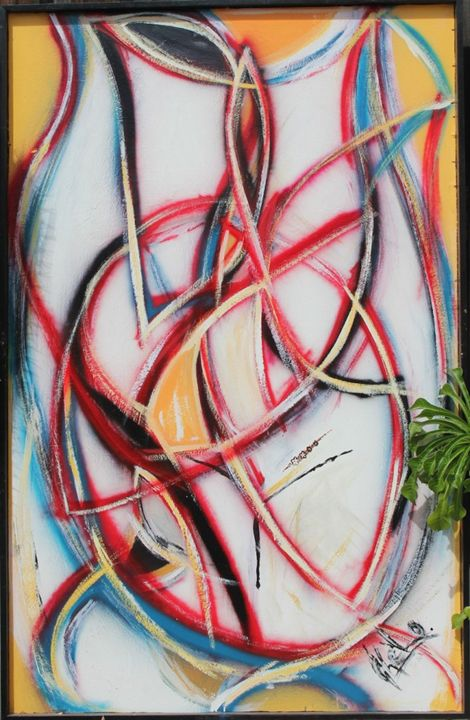 Dancing Flames - Eye Works Curacao