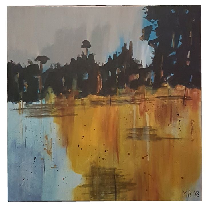 The pond - MBrown