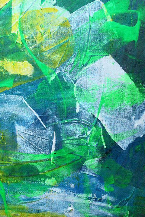 spring 8 - абстрактный мир