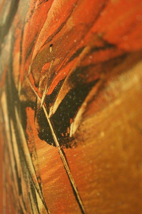 orange 1 - абстрактный мир