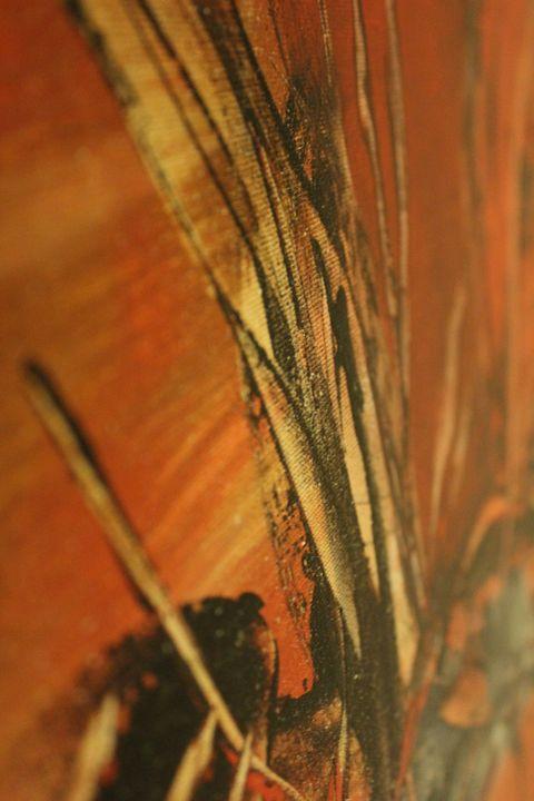 Orange 2 - абстрактный мир