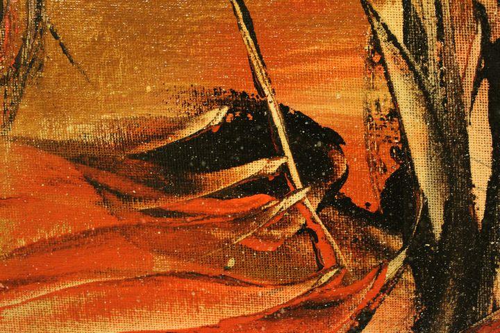 Orange 3 - абстрактный мир