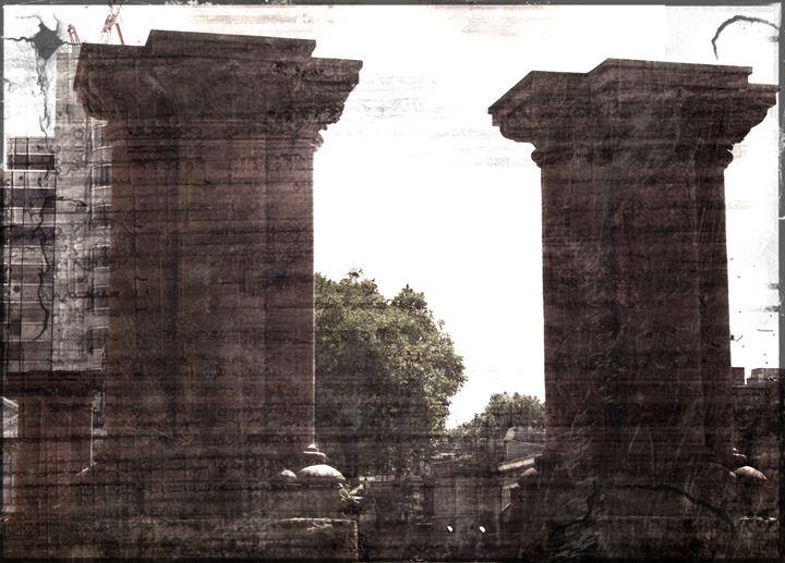 Pillars - Beth Wilson