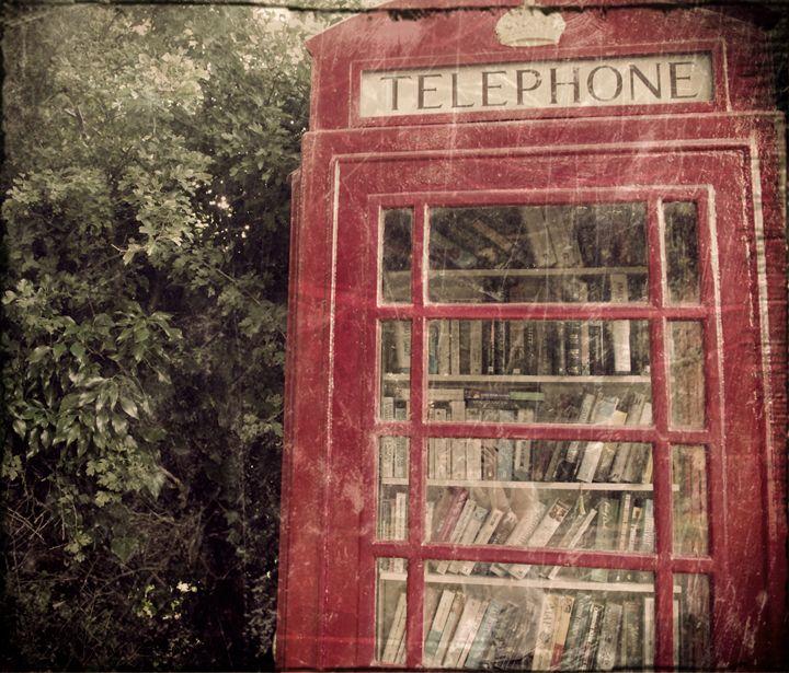 Telephone box - Beth Wilson