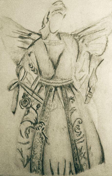 Vintage Fairy doll - Beth Wilson