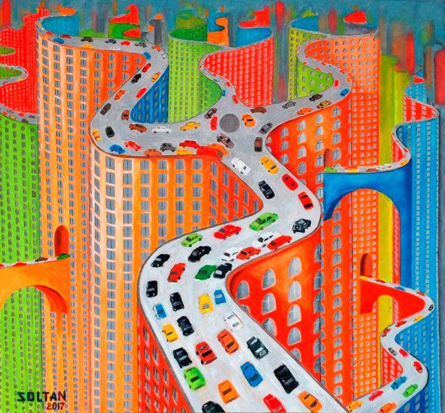 City of Future - Art Soltan