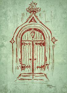 Door of Perception - Stuart's Art Gallery
