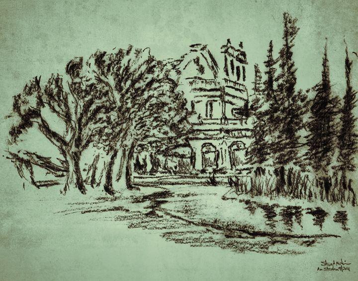 Vondelpark - Stuart's Art Gallery