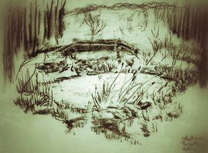 Wetlands at Ruffner - Stuart's Art Gallery