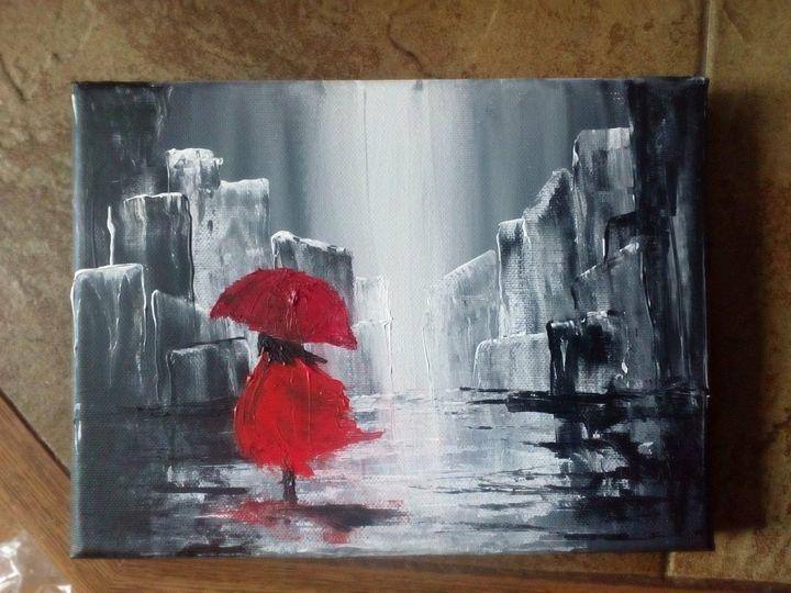 Rainy day - MellisaART