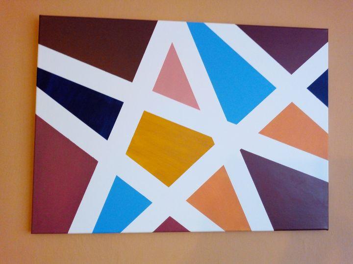 Geometric art - MellisaART