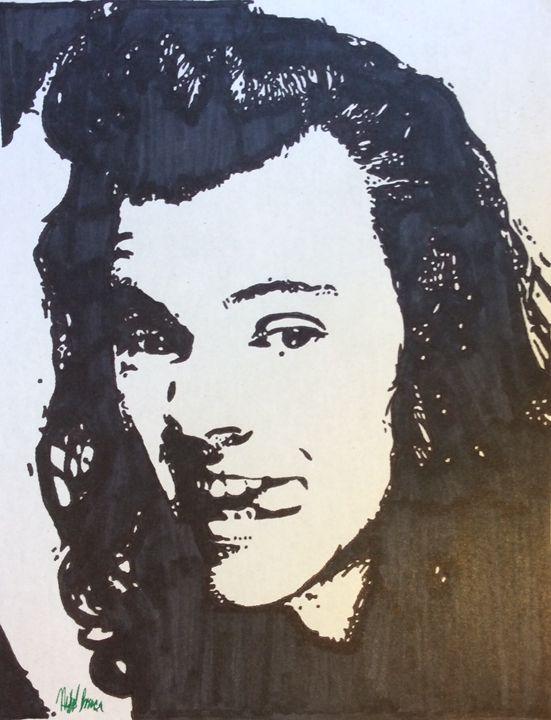 Harry Styles 2 - Nicole Bourque