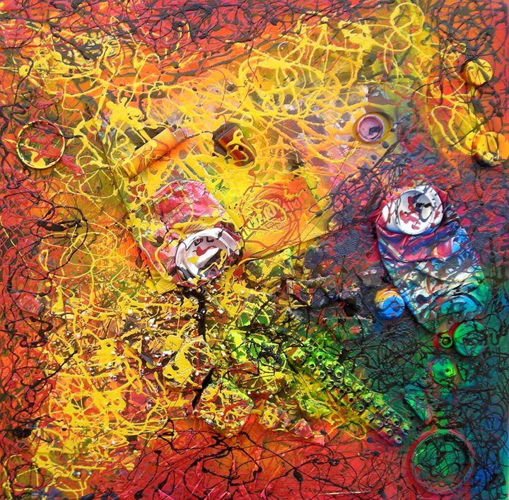 Horror yellow 2007 - Gianantonio Marino Zago