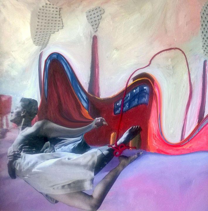 Prigioniera nella fabbrica dei sogni - Gianantonio Marino Zago