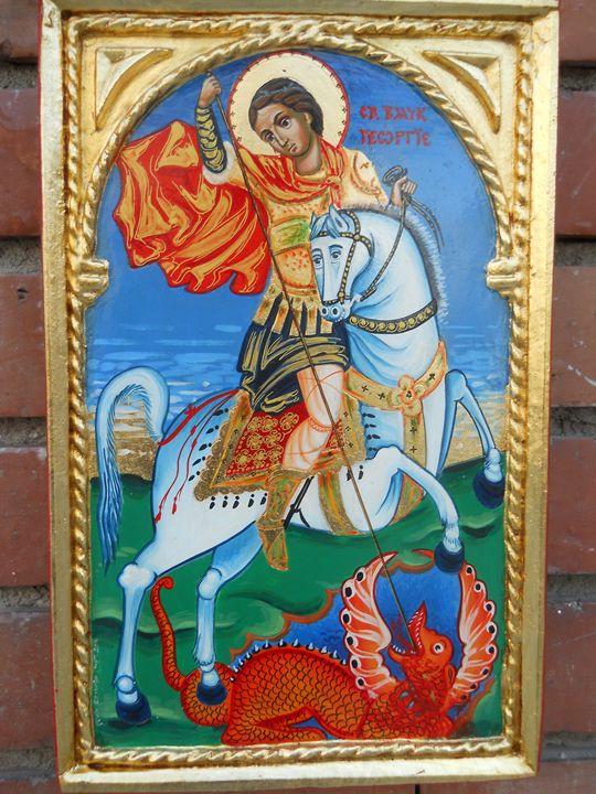 St.  George - Orthodox icons