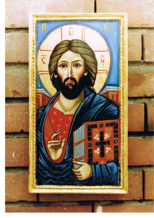 Jesus Christ - Sinai, VI - Orthodox icons