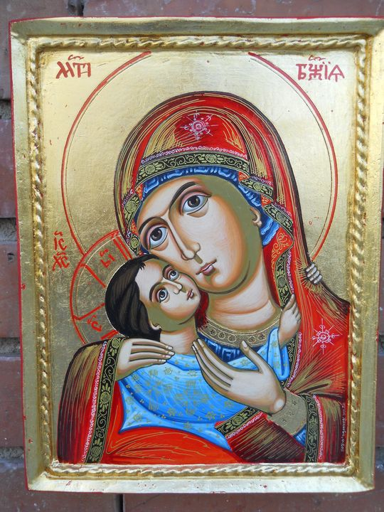 Copy of orthodox icon - Orthodox icons