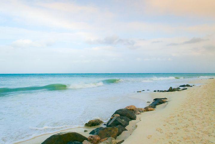 The Wave - Aruba Scenes