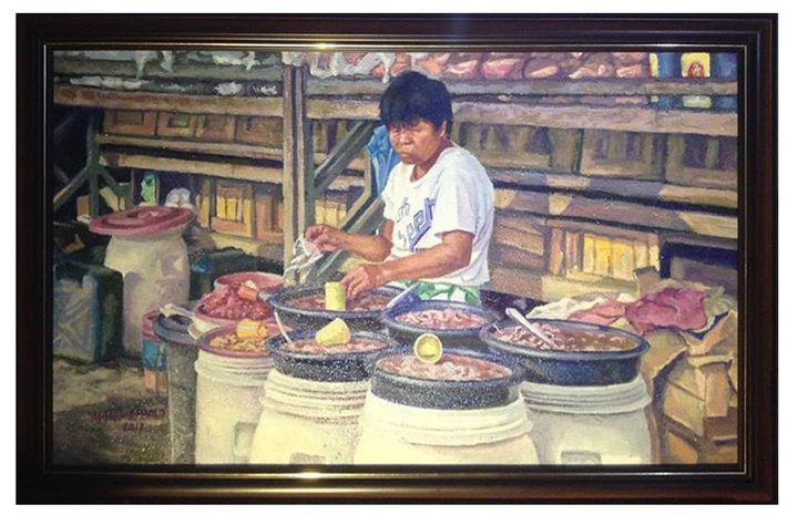 Ang Tinakos - Maningpaolo