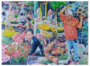 The Florists of Freedom Park