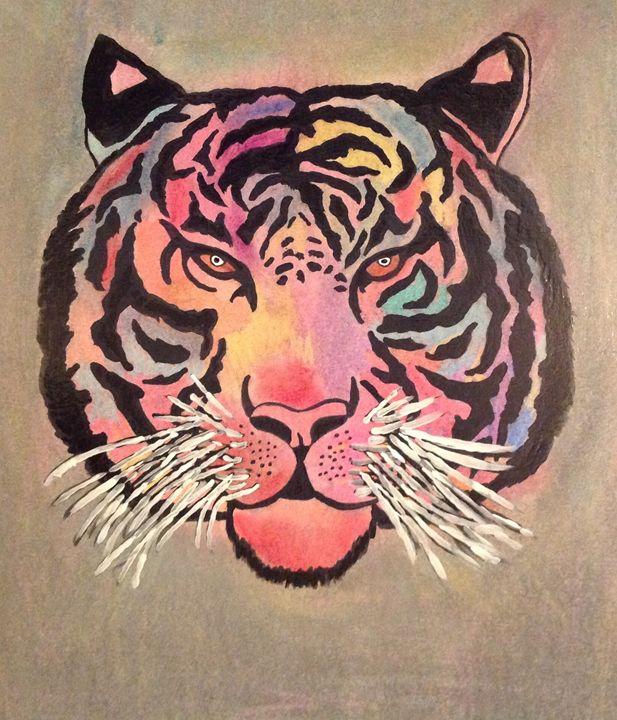 Tiger - Stephanie hamilton