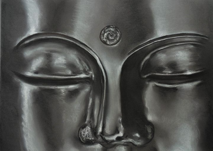 silver buddha - Gerald Purnell Gallery
