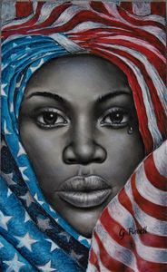Ms. Liberty 2020 - Gerald Purnell Gallery