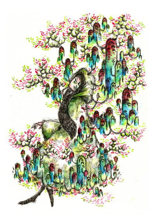 Cactus Blooming - bhaulim