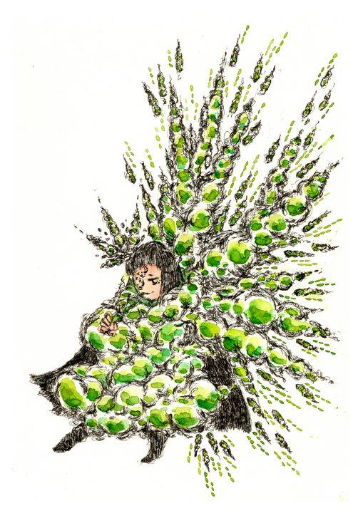Edamame (Green beans) - bhaulim