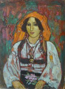 Eastern European Costume - Miranda Ceka L'Paris