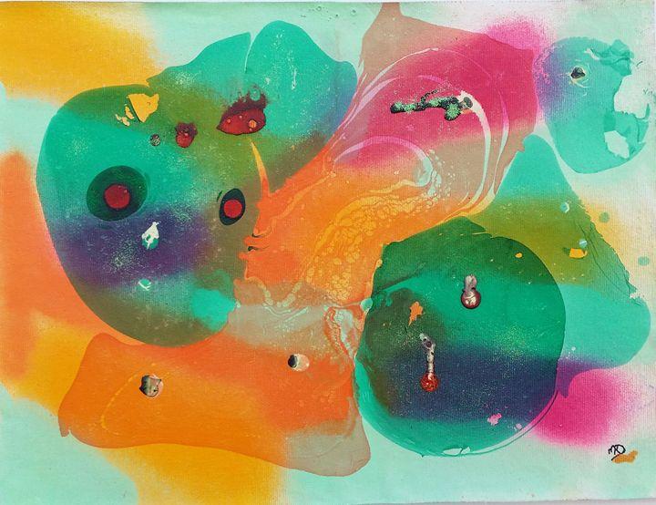 Spirits - Marianne's Art
