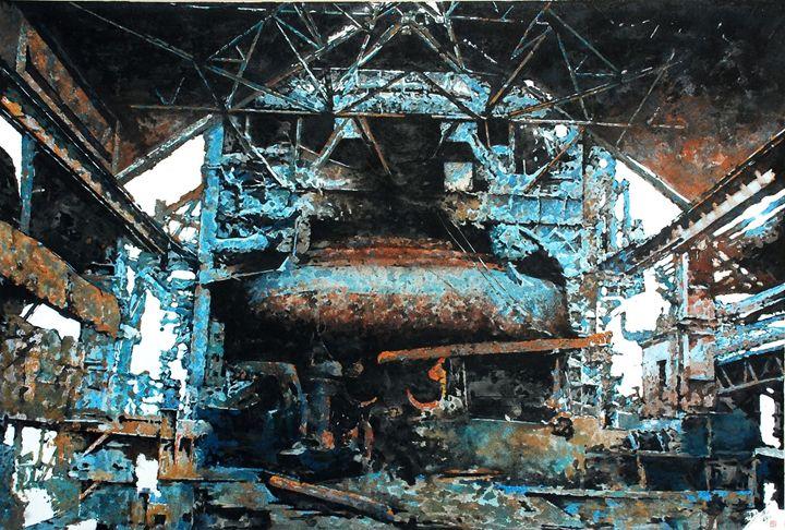 old factory - YY art