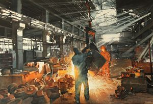 Rise of industry NO.3