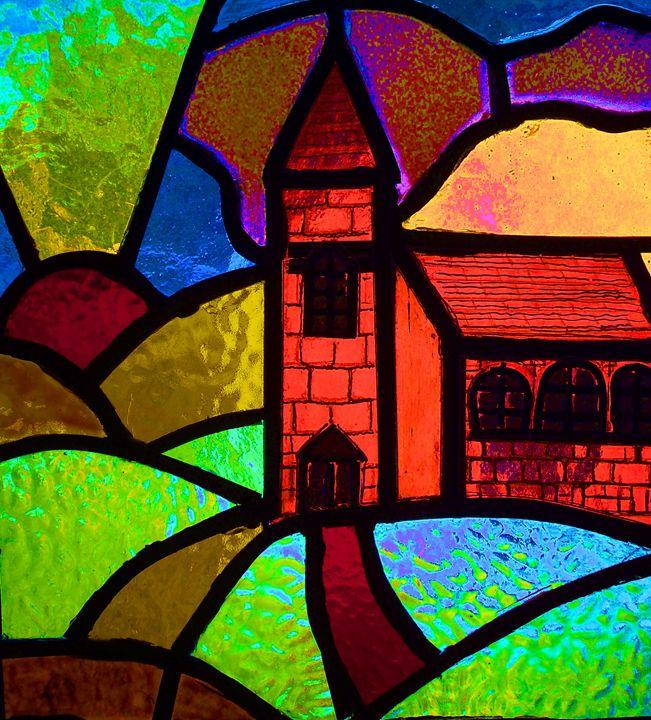 Chapel of Glass - Art Unique
