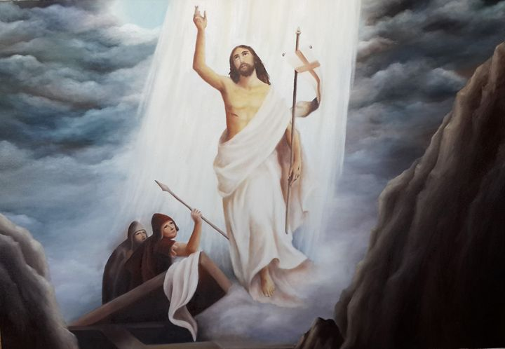 Jesus - Morozova