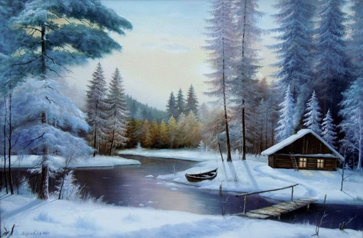 Winter - Morozova