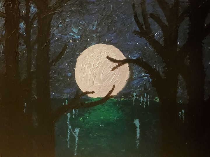 Moonrise Gathering - Rin's Gallery