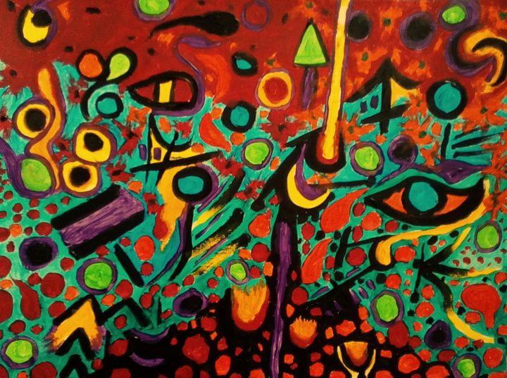 Windy Knoll - George Hutton Hunter Contemporary Artist