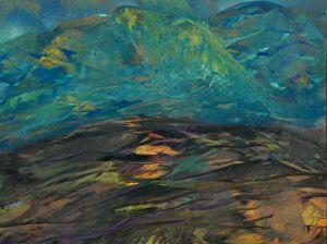 Blue Mountains Shadowed Plains