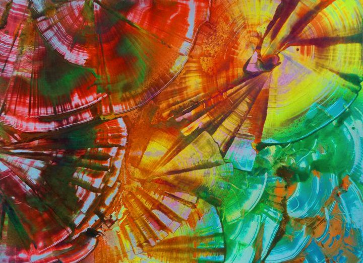Shells - George Hunter Contemporary Artist