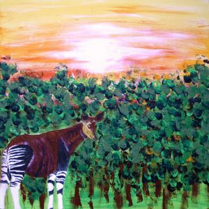 The Lonely Okapi